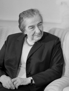 Mme Golda Meir
