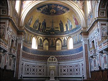 ''Homélies, méditations et conférences pour le CARÊME'' Saint-jean-latran-abside