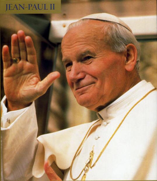 Personnes célèbres réelles ou imaginaires - Page 4 Jean-Paul-II