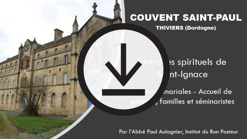 Couvent Saint-Paul (Thiviers, Dordogne)