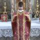 Le processus de la communion dans la main